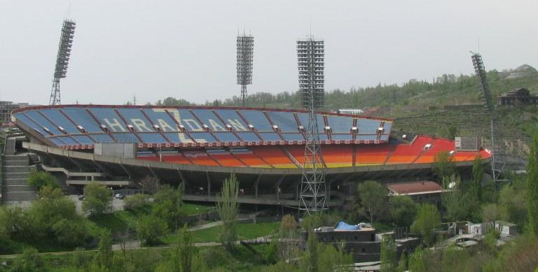 Hradzan stadium 2