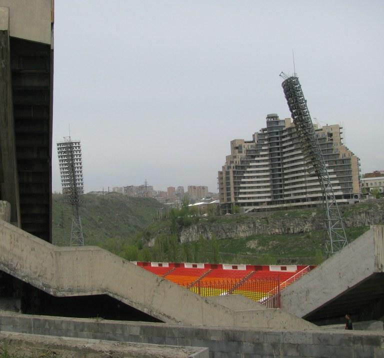 Hradzan stadium