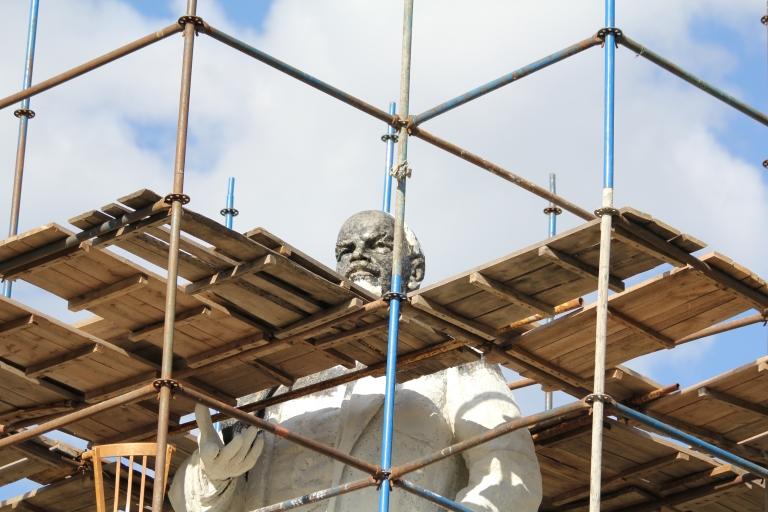 Lenin, Kazan, repairs