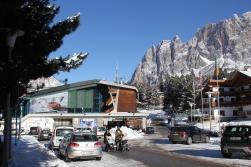 Stadio Olimpico, Cortina d'Ampezzo.