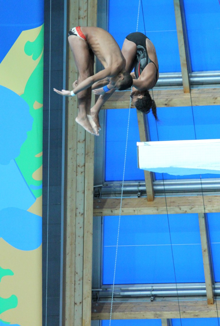 synchro diving 2
