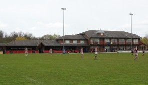 Blackwell Meadows, home of Darlington RFC.