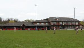 Blackwell Meadows, home of Darlington RFC.