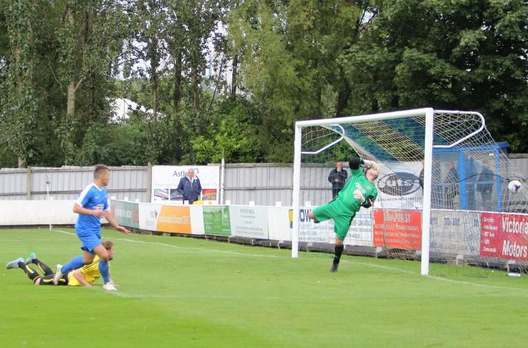 dunston goal
