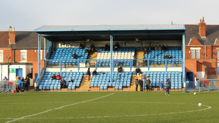 northolme main stand
