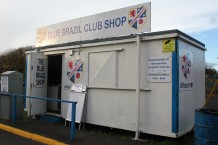 Cowdenbeath's club shop