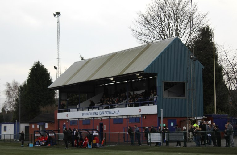 main stand coles lane