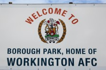 Borough Park, Workington.