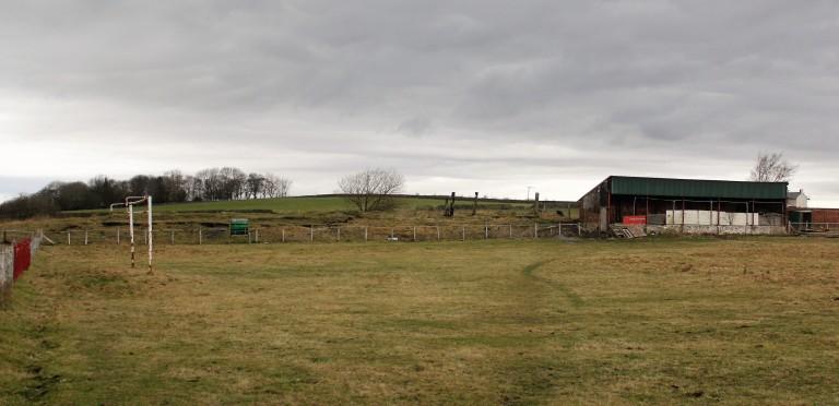hill top ground