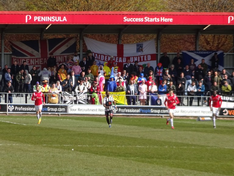 maidenhead fans