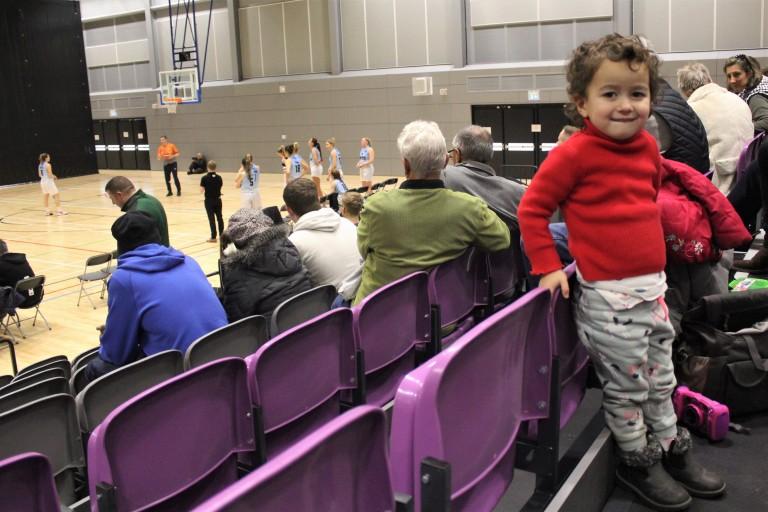 alicia at basketball 2