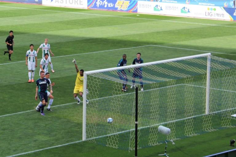 wickham goal
